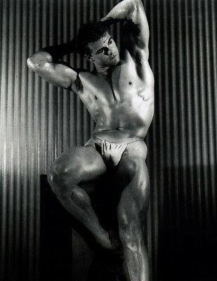 Ed Fury Shirtless 8x10 photo Q3248