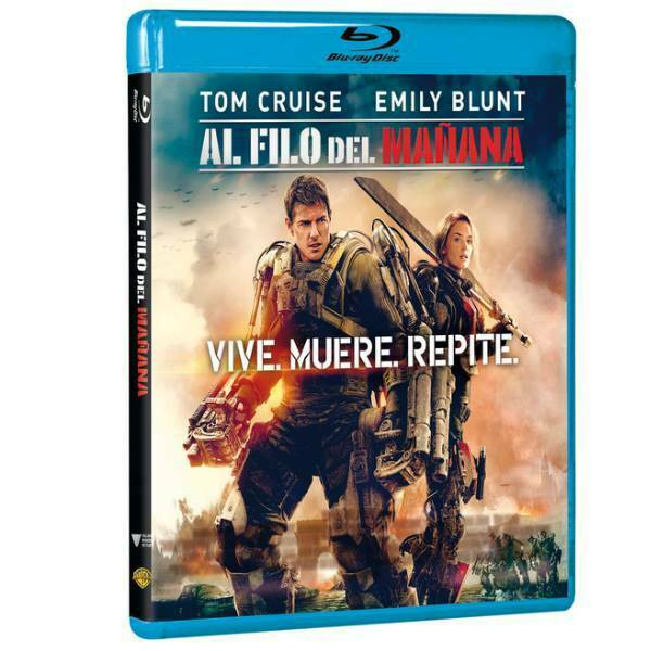 Al Filo del Mañana Blu-ray