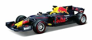 Red-Bull-Racing-Formula-One-Team-TAG-HAUER-RB13-1-43-Die-cast-voiture