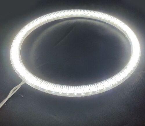 HALO RINGS ANGEL EYES SMD SET 126MM 69SMD LED 1210//3528 2 PCS