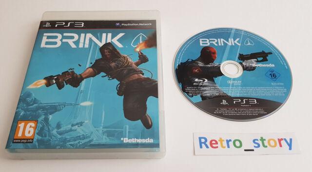 Sony Playstation PS3 - Brink - PAL