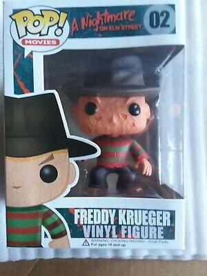 Vinyl Figure #02 Movies-A Nightmare on Elm St-Freddy Krueger Funko Pop