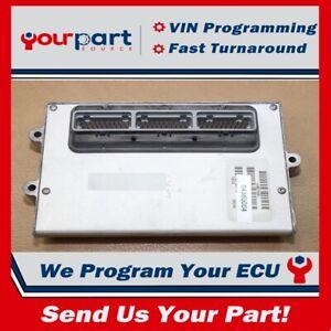 Details about VIN PROGRAMMING SERVICE 00-03 JEEP WRANGLER TJ 2 5L 4 0L ECU  PCM ENGINE COMPUTER