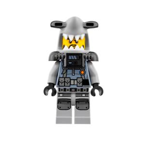 NEW LEGO Hammer Head FROM SET 70615 THE LEGO NINJAGO MOVIE njo353