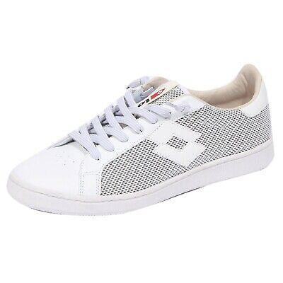 1327J sneaker uomo white LOTTO LEGGENDA AUTOGRAPH NET shoe man | eBay