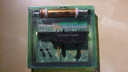 Rairakusu LAYLAX PSS10 zero trigger ZERO high-pressure piston