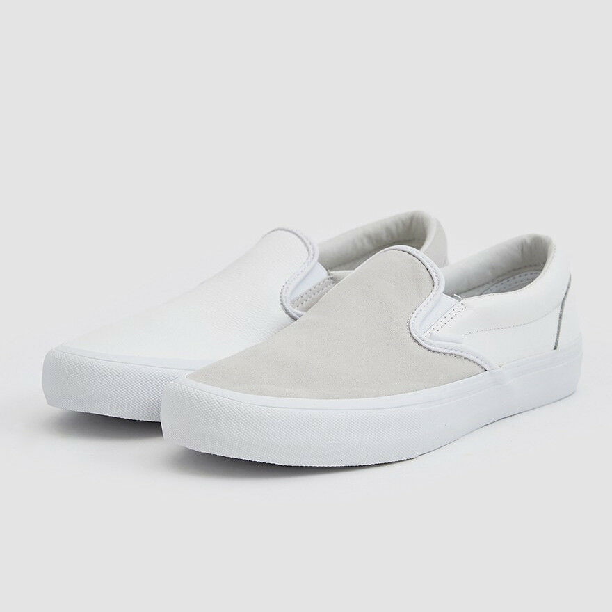 Vans Vault x Engineered Garments Garments Garments Classic Slip-On LX in White 11 eea478