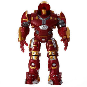 2018-Avengers-Ultron-Iron-Man-Hulk-Buster-Collection-Model-Toys-Action-Figure