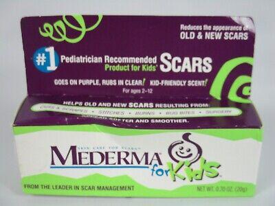 Mederma For Kids Skin Care For Scars Cream 0 70 Oz Tube Exp 06 2022 New Ebay