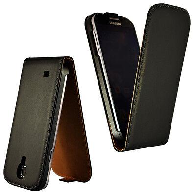 Handy Tasche für Samsung Flip Case Cover Etui Schutz Hülle