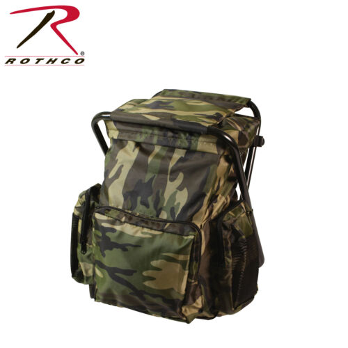 Rothco 4568//4548 Sac à dos et tabouret Combo Pack
