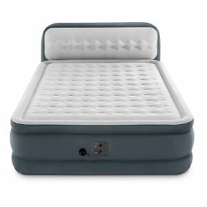 Intex-64447EP-Ultra-Plush-Deluxe-Air-Mattress-with-Pump-and-Headboard-Queen