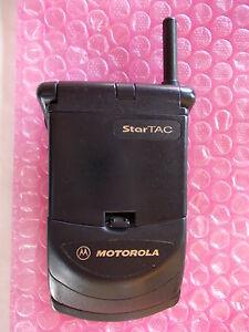 Motorola-ORIGINALE-Startac-star-tac-VINTAGE-etacs