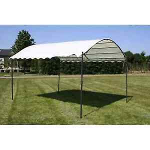13-039-x10-039-x8-039-Patio-Gazebo-Outdoor-Canopy-Shed-Yard-Carport-Shelter-Party-Tent