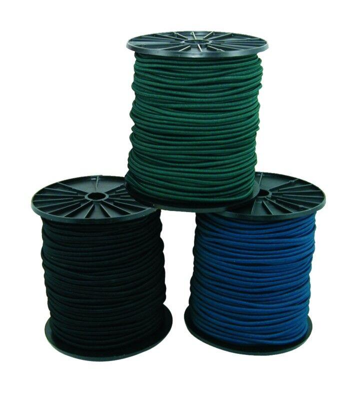 Sandow  Trenzado Poliéster Azul Ø 6mm por 100 Metros  tienda de venta