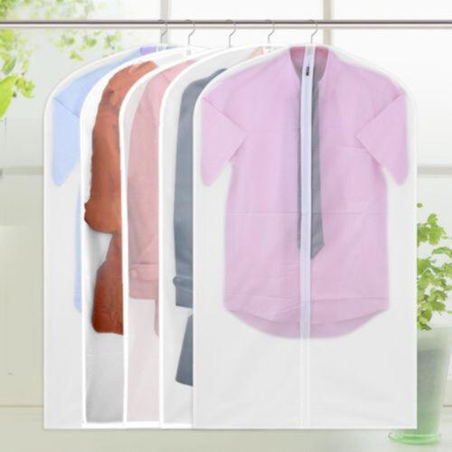 Transparente Kleidersack Klage Kleid Mantel Kleidung Staub Beweis EVA Abdeckung