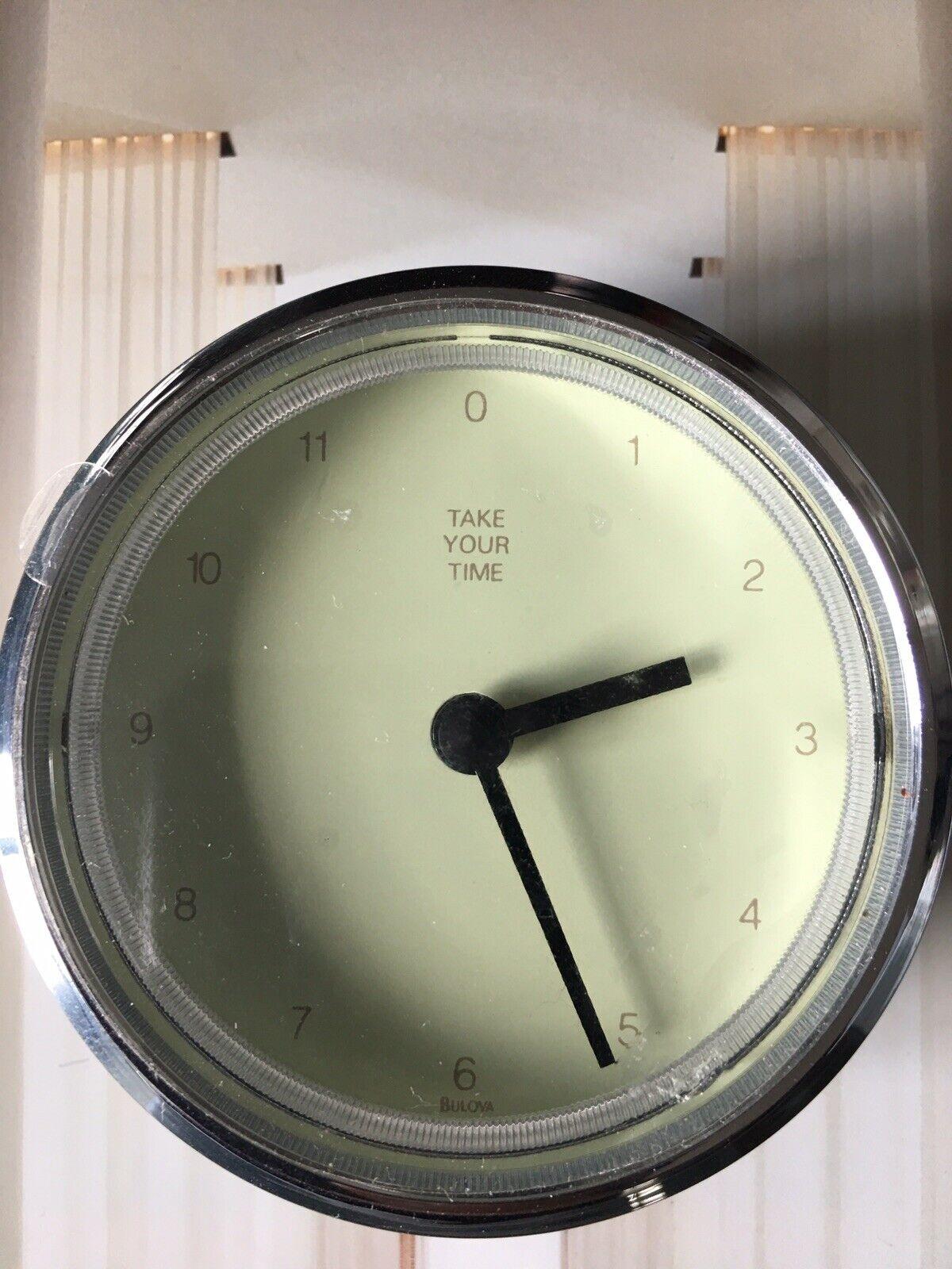 miami Beach Delano Hotel Armoir Furniture Bulova Clock