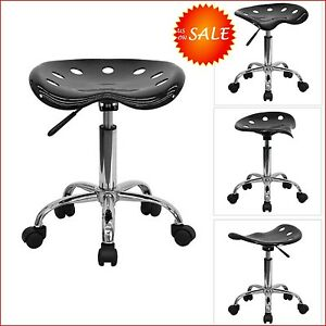 Modern Bar Stool Tractor Seat Pneumatic Chair Rolling