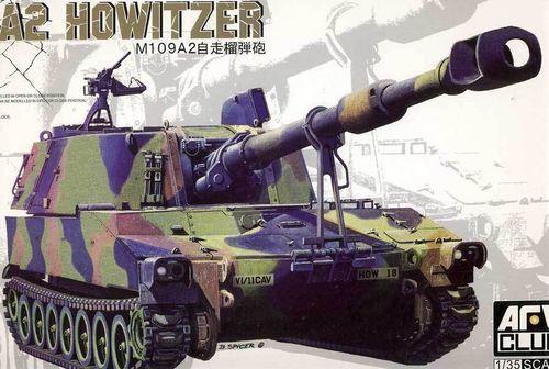 AFV CLUB M109A2 HOWITZER 1 35 35109
