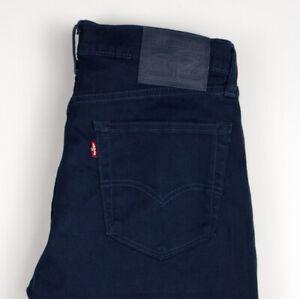 Levi's Strauss & Co Herren 551 Slim Jeans Stretch Größe W32 L32 APZ175