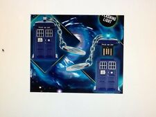 Doctor Who Combo Pack TARDIS Carnival Cup with Lid /& Straw and 8GB Flash Drive