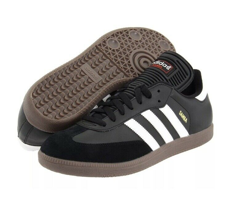 Adidas Samba Classic NWT and Box Black Athletic shoes 034563 Mens 10, 11, 11.5