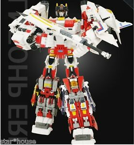 Transformer Action Figure Superion Aerialbots 45cm Tall Gift Without Box