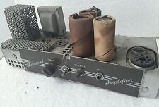 Tube Amplifier Filmosound 8 And 16 Ohm Load