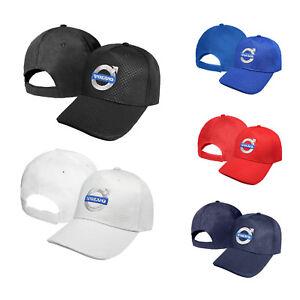 701b706af22 Volvo CARBON Baseball Cap Embroidered Auto Car Logo Adjustable Hat ...