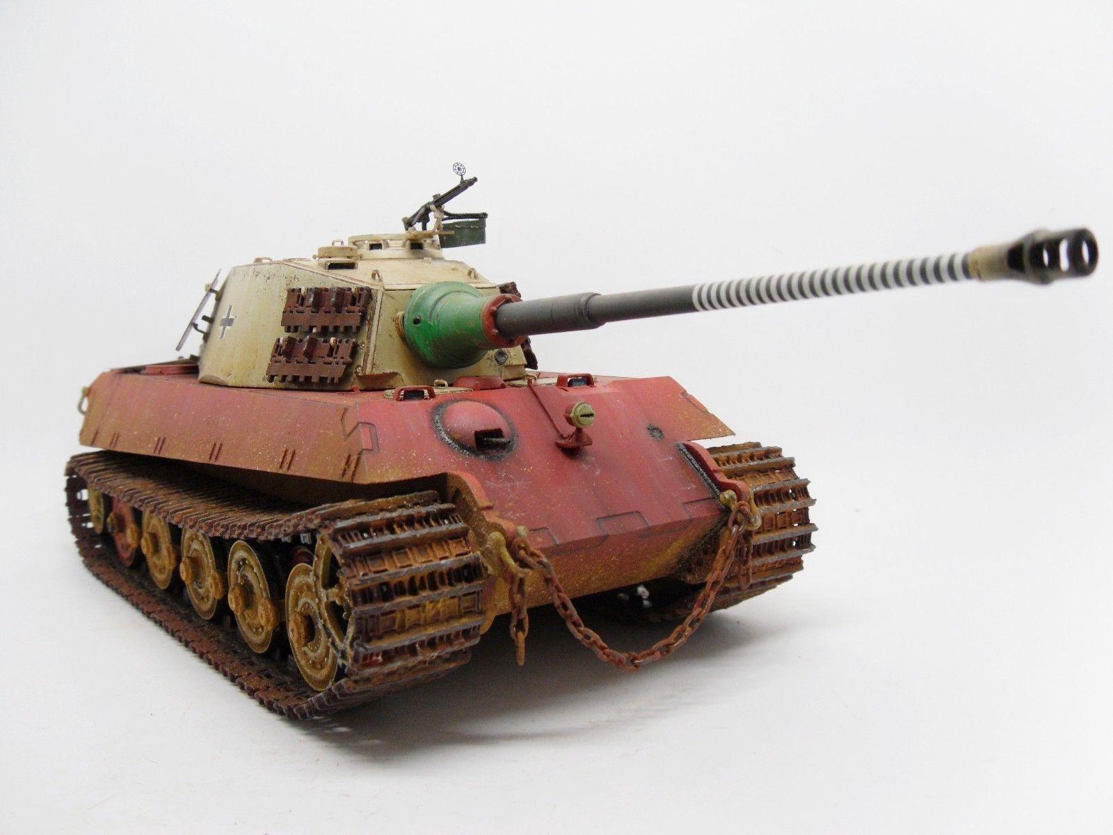 German Heavy Tank King Tiger Ausf.B 1 35 built