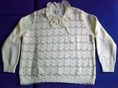 """r"", Damen Pullover, Gr.40"