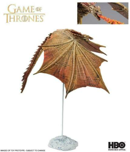 II 23 cm McFarlane Toys Figures Game of Thrones Action Figure Viserion Ver