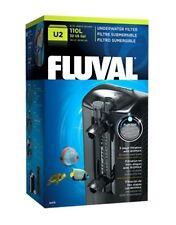 Fluval U2 Interior Acuario Peces Filtro De Tanque Hagen U 2 tropuical Coldwater