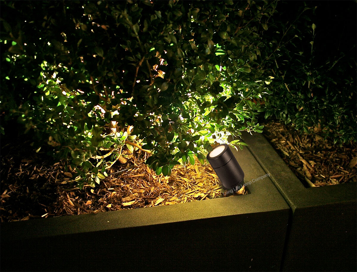 Outdoor Spike Light Matt black stainless steel garden spike light adjustable outdoor zenon lighting collection adjustable spike garden light for perfect for outdoor uses rain safe waterproof compatible with all the weathers workwithnaturefo