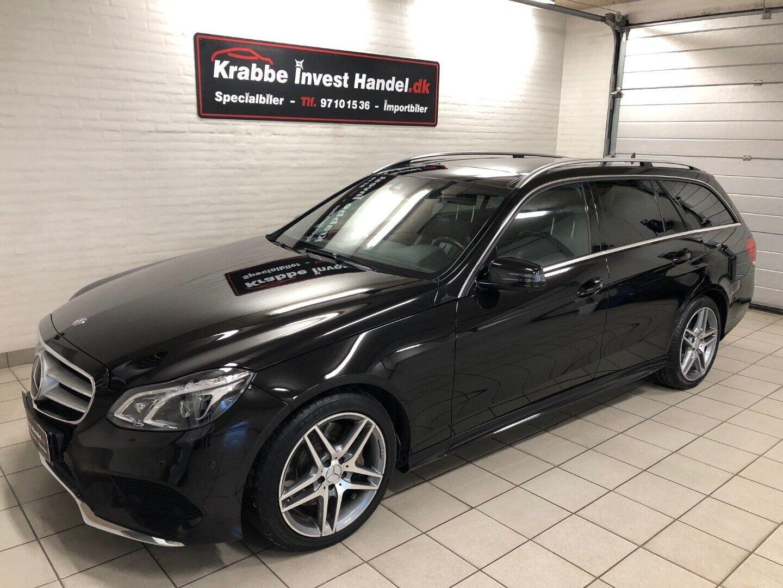 Mercedes E350 3,0 BlueTEC Avantgarde stc. aut. 5d - 2.443 kr.