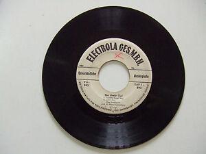 """Guy Lombardo – The Lively Guy  - Disco Vinile 45 Giri 7"""" EP GERMANIA (No Cover)"""