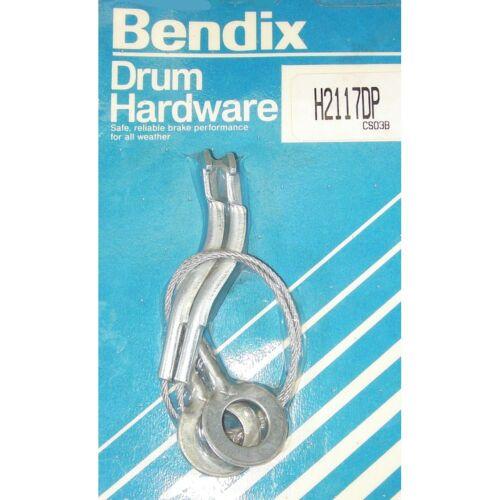 Pkg of 2 Made in USA Bendix H2117DP Drum Brake Self-Adjuster Repair Kit