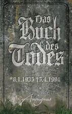 Das Buch des Todes -  Anonymus - Ungelesen und wie neu - Bastei Lübbe