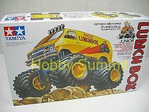 17003 Tamiya  LUNCH BOX  Jr  1/32 Wild Mini 4WD  Stunt & Wheelie Motorized Kit