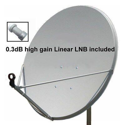 39 SATELLITE FREE TV KU BAND DISH ANTENNA 36 33 FTA LNB