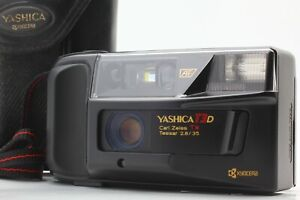 NEAR-MINT-Yashica-T3D-DATA-BACK-CARL-ZEISS-TESSAR-35-2-8-LENS-35mm-from-JAPAN