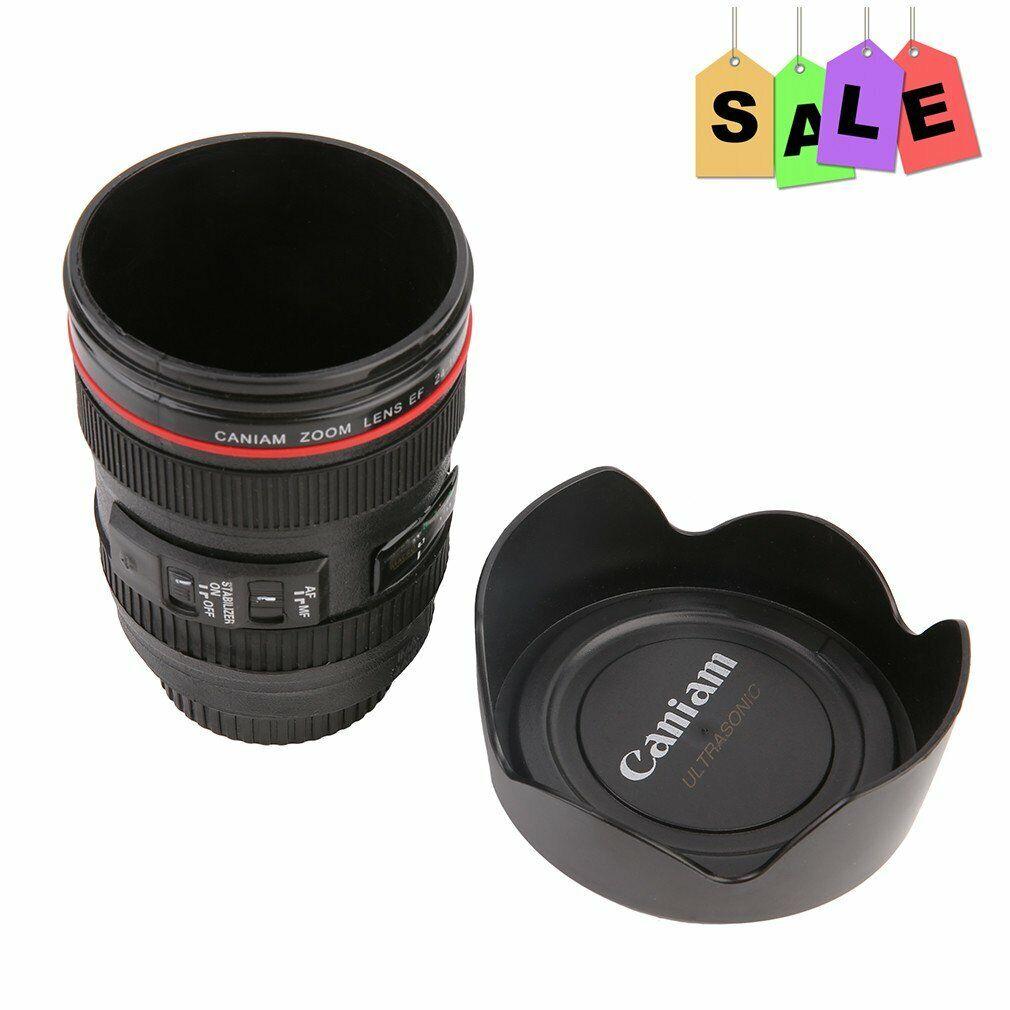 Canon3 FormTrinkbecher Kamera Objektiv Tasse Mehrzweck Becher Kaffeetasse 1T