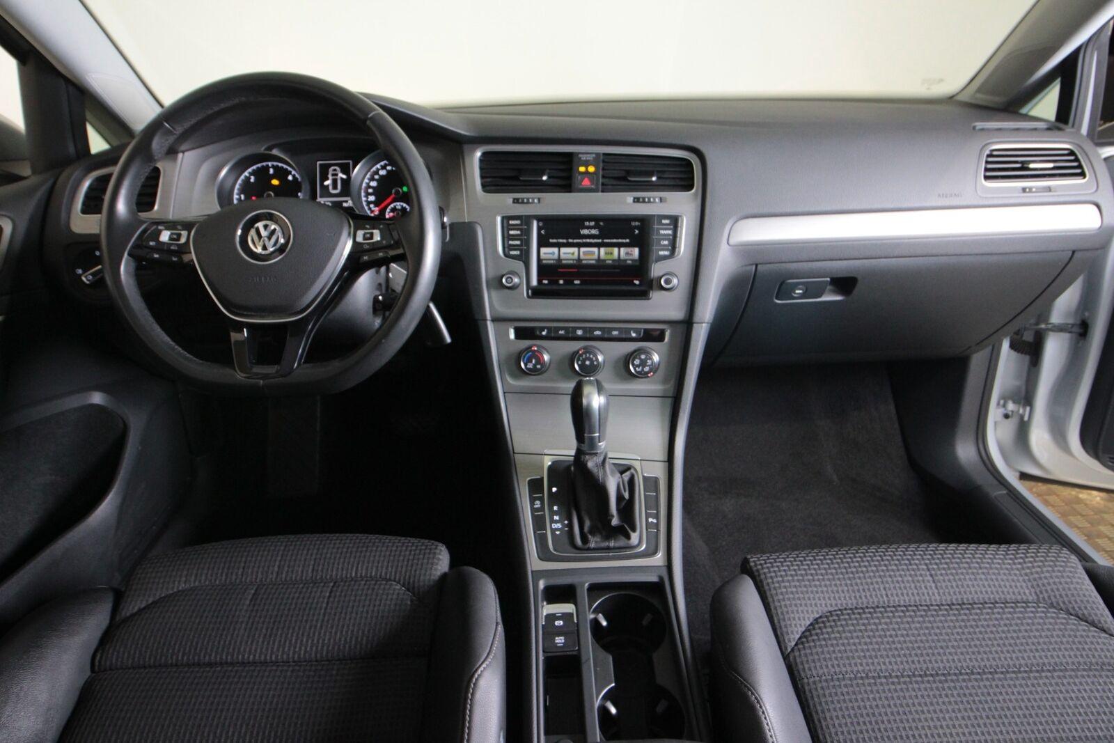 VW Golf VII TDi 110 Comfortl. Vari. DSG BM