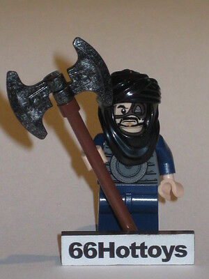 LEGO lot of 2 Prince of Persia Ghazab Hatchet Hassansin Minifigure 7569