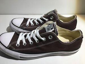 4fb0dbb265e1c5 Converse Unisex CTAS Lo-Top Ox 149523F Sneakers (1272) Burnt Umber ...