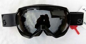 120-Scott-Mens-Notice-OTG-Over-The-Glasses-Black-Grey-Ski-Goggles-NL-32-Chrome
