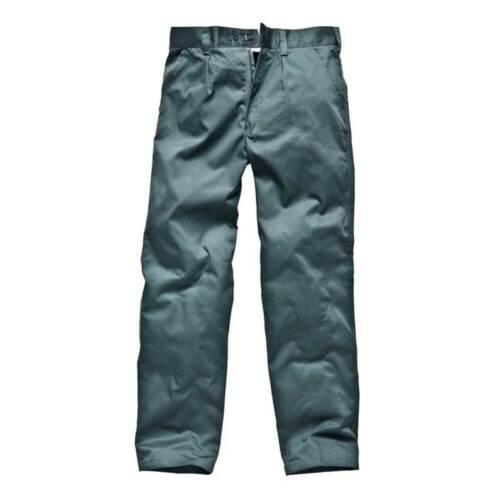 Dickies Mens Reaper Workwear Trousers Green TR41500G
