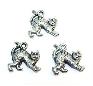 Set-of-3-Pewter-Spooky-Cat-Charms-5201
