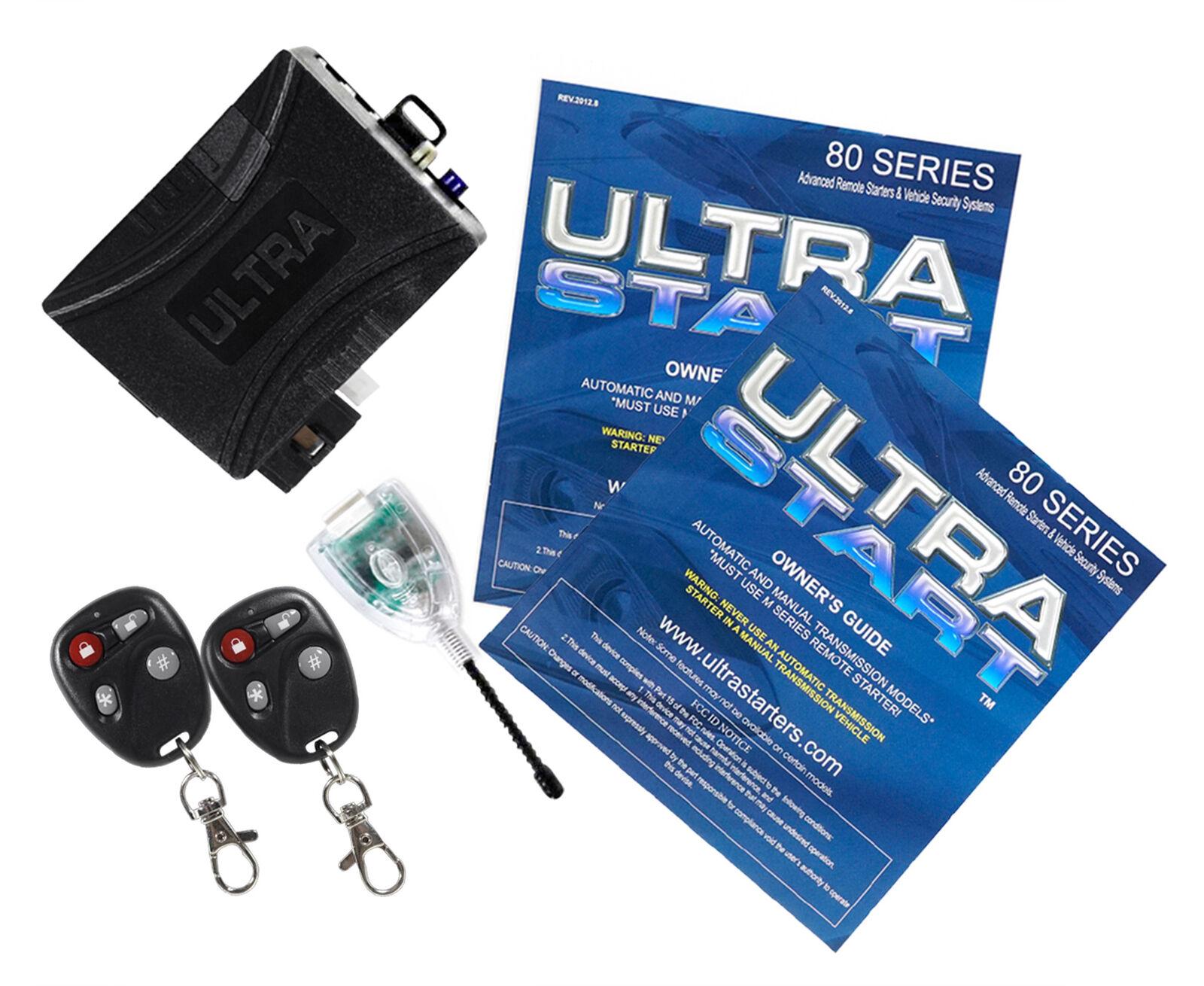 Ultrastart U1280 Dp 2800 Ft Foot Car Remote Starter Keyless Entry Ultra Start For Sale Online Ebay