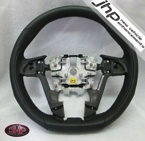 Details about BRAND NEW HSV VE Black Leather Performance Steering Wheel HSV  SS SSV SV6 CALAIS